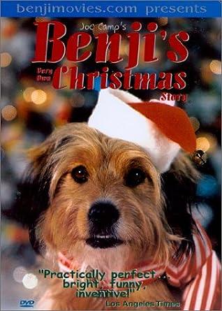 Benjis Very Own Christmas Story [Reino Unido] [DVD]: Amazon ...