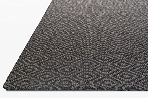 Fab Habitat – Zion 3 x5 Wool Jute Rug