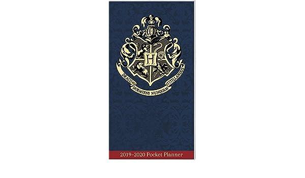 Harry Potter 2019-2020 Pocket Planner: Amazon.es: Trends ...