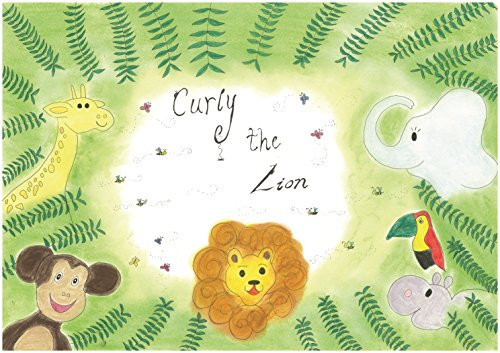(Curly the lion)