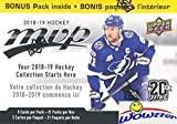 #3: 2018/19 Upper Deck MVP NHL Hockey EXCLUSIVE HUGE Factory Sealed 21 PACK Blaster Box with 105 Cards including SPECIAL GOLD SCRIPT PARALLEL #'d to 150! The 2018/19 Hockey Collection Starts Here! WOWZZER