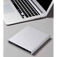 Archgon Aluminum External USB Blu-Ray Player/DVD/CD Combo for Apple--MacBook Air, Pro, iMac, Mini