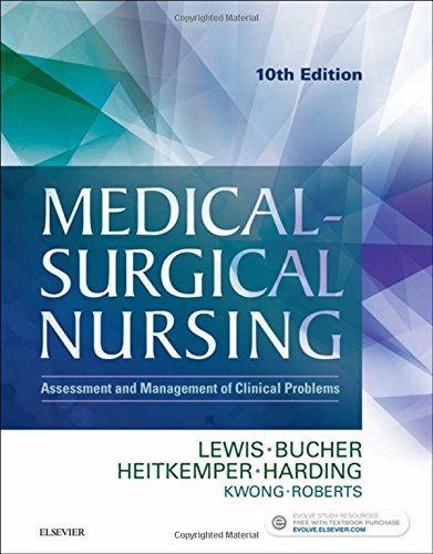 Medical-Surgical Nursing: Assessment and Management of Clinical Problems, Single Volume, 10e PDF