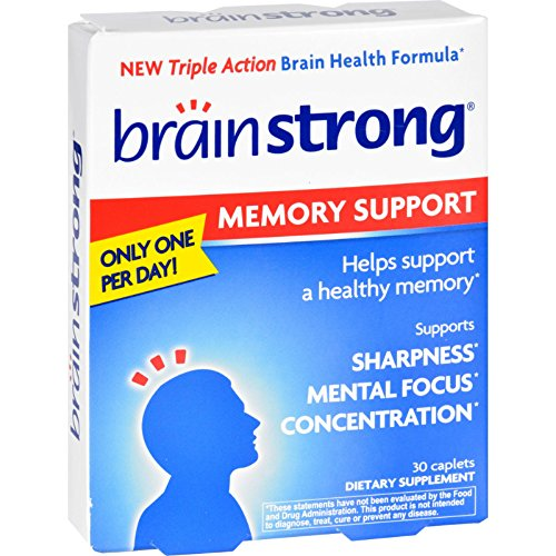 2Pack BrainStrong Memory Support Capsules product image
