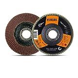 KSEIBI Aluminum Oxide 4 1/2 Inch Auto Body Flap