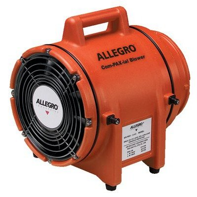 Plastic Com-Pax-Ial Blowers by Allegro