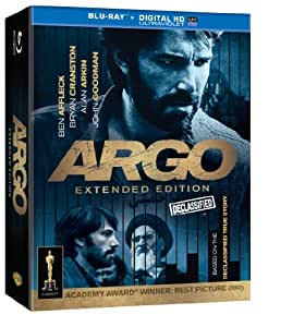 Argo: The Declassified Extended Edition (Blu-ray+Digital HD)