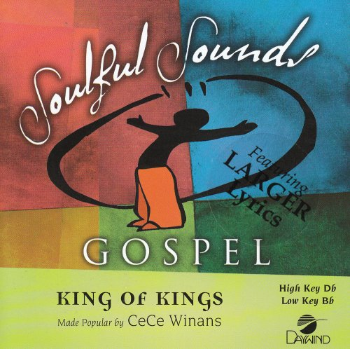 King Of Kings [Accompaniment/Performance Track] (Accompaniment Cd King)