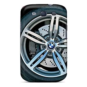 Excellent Design Red Bmw M6 Wheel Section Phone Case For Galaxy S3 Premium Tpu Case
