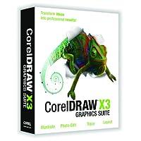 Corel Draw Graphics Suite x3 EDU dt. CD