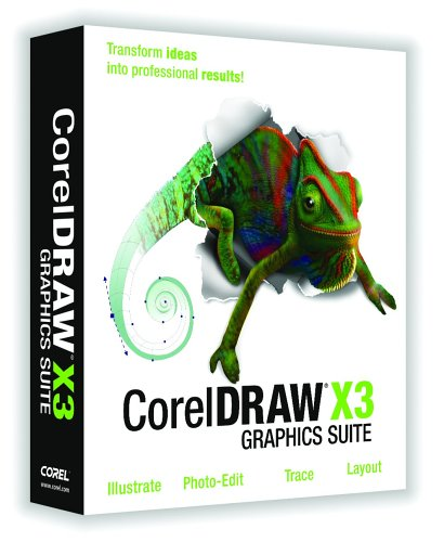 CorelDRAW Graphics Suite X3 Student & Teacher Edition [OLD VERSION]