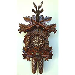 8-Day Black Forest House Clock