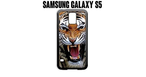 Amazon.com: Phone Case Tiger Roar Quote for Samsung Galaxy ...