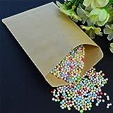 """100 Packs Seed Envelopes, Bantoye 5"""" x 3.5"""" Blank"""