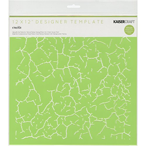 kaisercraft-it905-designer-template-12-x-12-cottage-rose-crackle-green