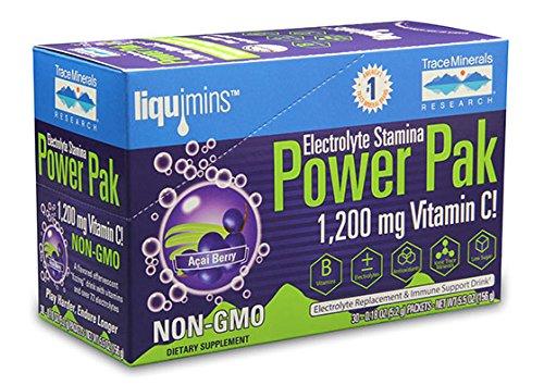 Trace Minerals Research Non GMO packets