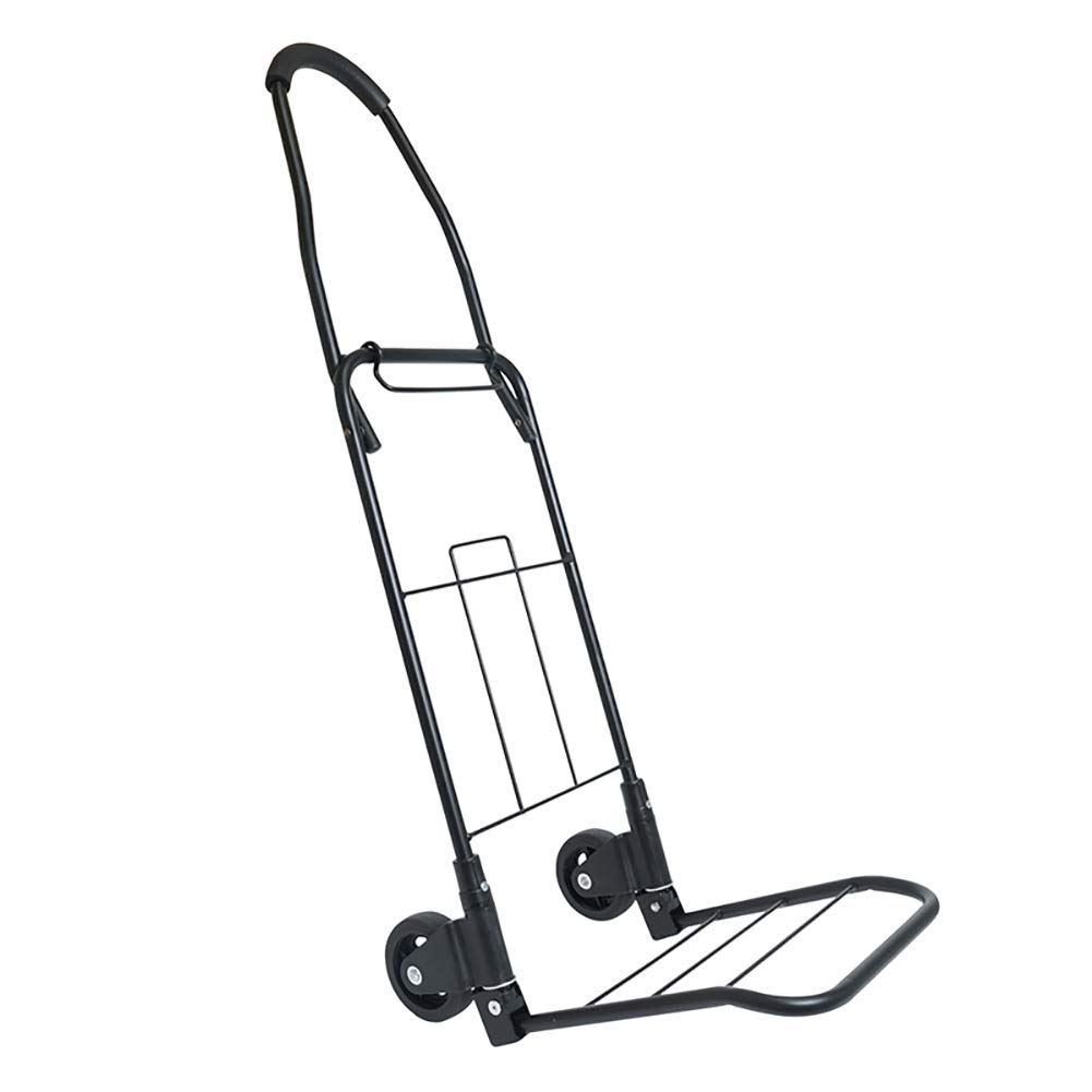 Trolley 2 Wheel Shopping Cart Portable Grocery Luggage Cart Stairs Climbing Trolley