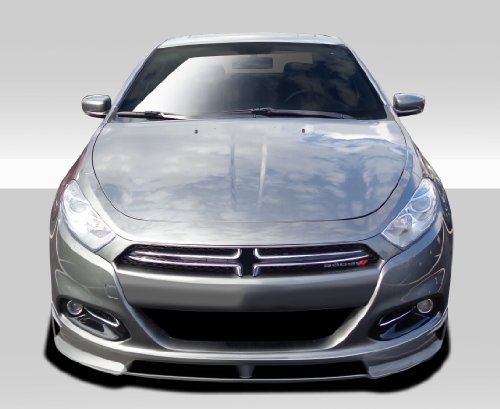 Duraflex 109329 2013-2016 Dodge Dart Duraflex Racer Front Lip Under Spoiler Air Dam -