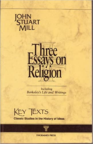 three essays on religion edition key texts  three essays on religion 1878 edition key texts 9781855062184 com books