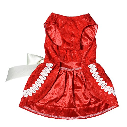 Foerteng-Pet-Dress-Girl-Gog-Dress-Dog-Cat-Princess-Clothes-Spring-Summer-Sweet-Skirt-Pet-Puppy-Apparel-Costume-for-Small-and-Medium-Size-Dogs-and-Cats