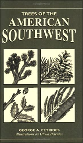Trees of The American Southwest (Trees of the U.S.)