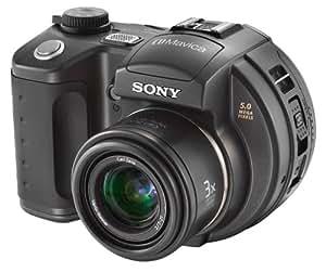 Sony MVCCD500 CD Mavica 5MP Digital Camera w/ 3x Optical Zoom