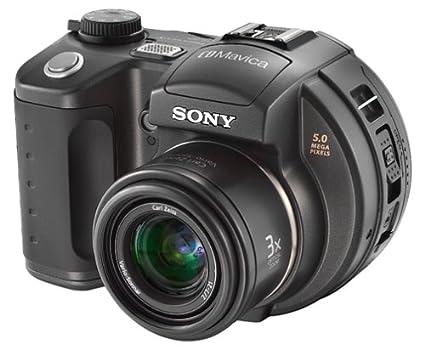 amazon com sony mvccd500 cd mavica 5mp digital camera w 3x rh amazon com sony cd mavica manual AC Adapter Sony CD Mavica