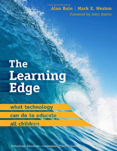 Download The Learning Edge: What Technology Can Do to Educate All Children (Technology, Education--Connections) pdf