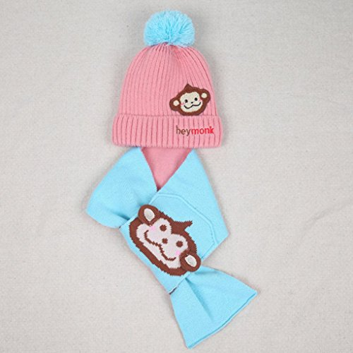 5553ec62f72 Baby knitted wool hat
