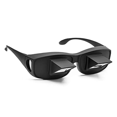 Flammi Lazy Glasses Prism Glasses Horizontal Spectacles Lie Down