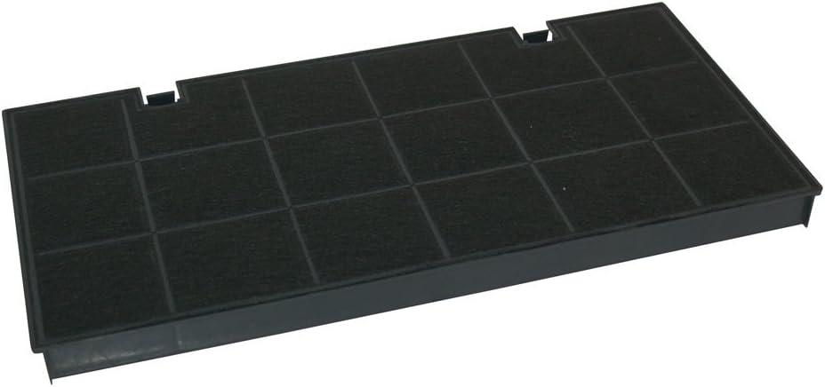 Whirlpool 481281718526 - Accesorio para microondas/Cocina/Filtro de carbón de repuesto original para campana extractora/Esta pieza/accesorios es ideal para diferentes marcas