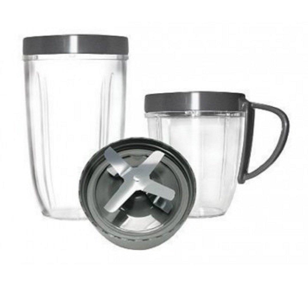 NutriBullet Cup & Blade Replacement Set Homeland Housewares NBM-0501