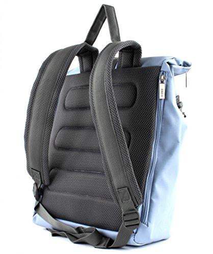 BREE - Punch 712, Skydiver, Backpack S S18, Mochilas Unisex adulto, Blau (Hellblau), 14x36x30 cm (B x H T)