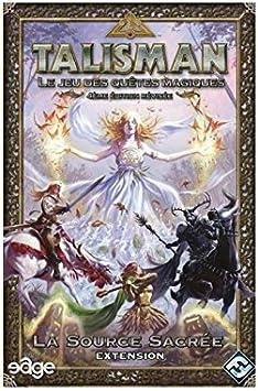AC-Déco Talisman – la Fuente Sagrada – Juego de Tarjetas: Amazon.es: Juguetes y juegos