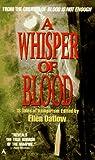 A Whisper of Blood, Ellen Dallow, 0441002668