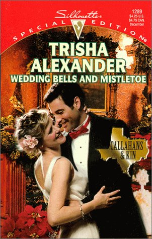 book cover of Wedding Bells and Mistletoe