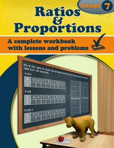Ratios and Proportions Workbook