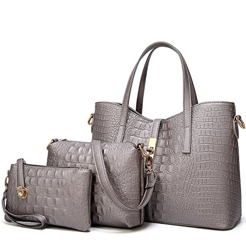 TcIFE Purses and Handbags for Womens Satchel Shoulder Tote Bags Wallets ()