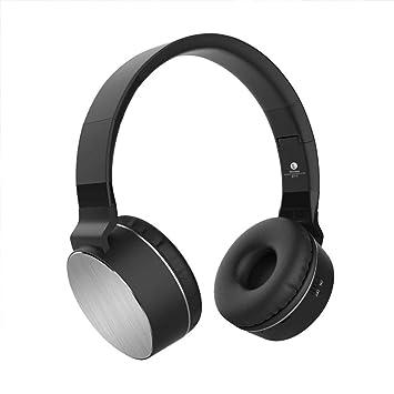 ALIAN Auriculares Bluetooth Auriculares Bluetooth Auriculares Estéreo Hi-Fi Auriculares Inalámbricos Entrada De Tarjeta TFLínea