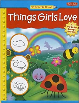 Book Things Girls Love (Watch Me Draw)
