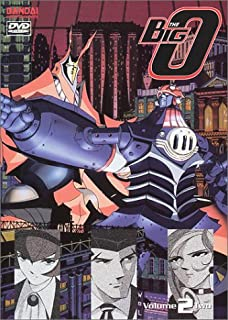 amazon com the big o vol 1 anime legends complete collection