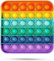 IREENUO Push Pop Bubble Fidget Sensory Toy (Colorful)