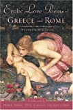Erotic Love Poems Best Deals - Erotic Love Poems of Greece and Rome