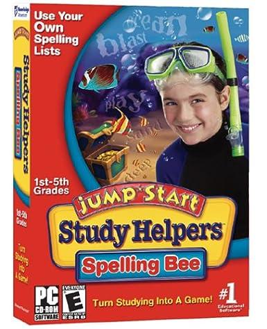 Amazon.com: JumpStart Study Helpers Spelling Bee