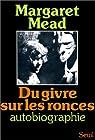 Du givre sur les ronces par Mead