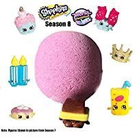1 XL Shopkins Season 8 Surprise World Vacation Bath Bomb! Pick your scent.