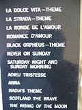 HIT THEMES FROM FOREIGN FILMS- LA DOCLE VITA- LA STRADA- ETC