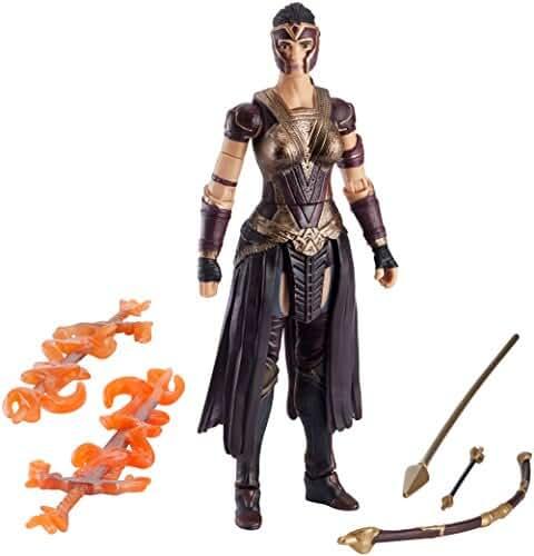 DC Comics Multiverse Wonder Woman Menalippe Figure, 6