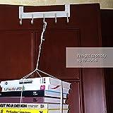 ACMETOP Over The Door Hook Hanger, Heavy-Duty