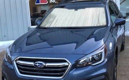 Covercraft UV10670BL Blue Metallic UVS 100 Custom Fit Sunscreen for Select Mercedes-Benz Models 1 Pack Laminate Material